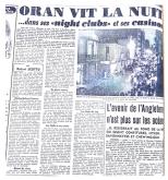 Revue de Presse - L_Echo Dimanche 10 juillet 1949